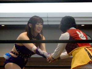 まなせゆうなin東京女子